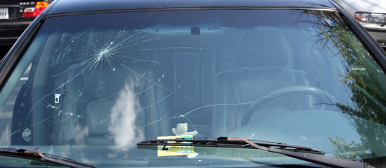 Cracked Windshield Repair Charlotte NC